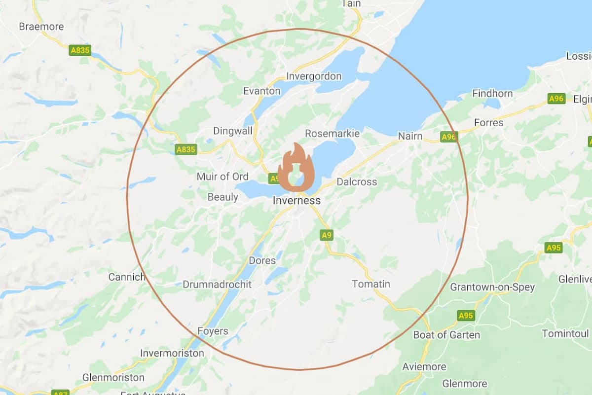 Kiln hire wanted in Inverness, Scotland